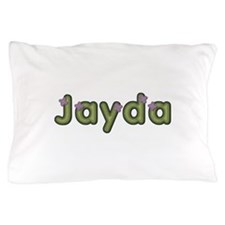 Jayda Spring Green Pillow Case