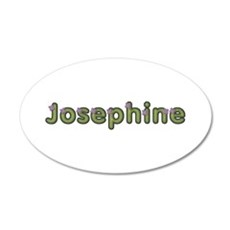 Josephine Spring Green Wall Decal