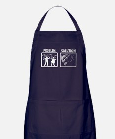 Problem Solution Fishing Apron (dark)