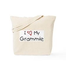 I Love My Grammie Tote Bag