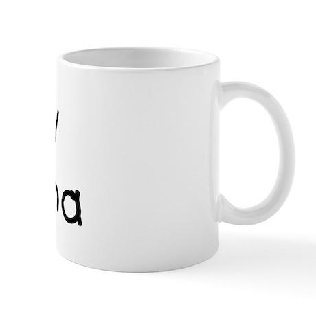I Love My Gramma Mug