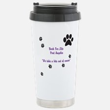Bark For Life Travel Mug