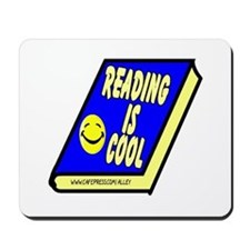 Reading is Cool Mousepad