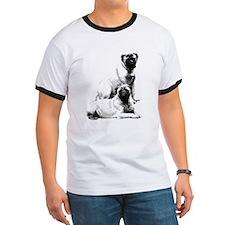 bosco Clara pencil crop.jpg T-Shirt