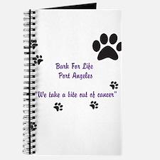 Cute Dog cancer Journal