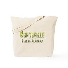 Huntsville Star of Alabama 1 Tote Bag