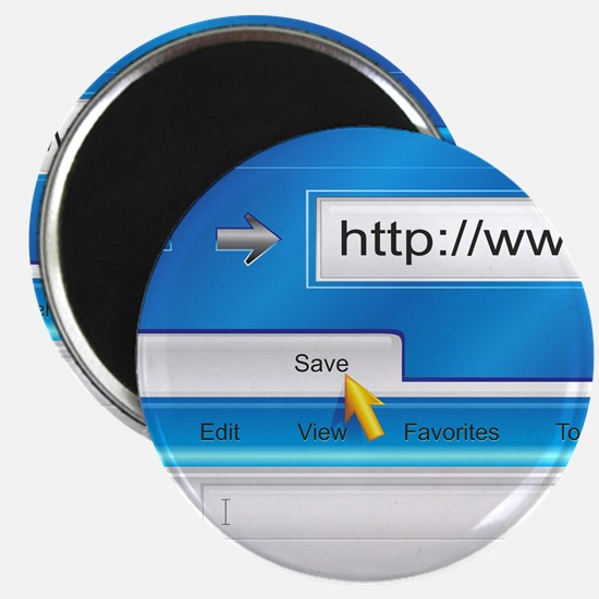 Web Page Browser Magnet