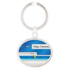 Web Page Browser Keychains