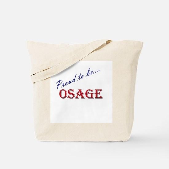 Osage Tote Bag