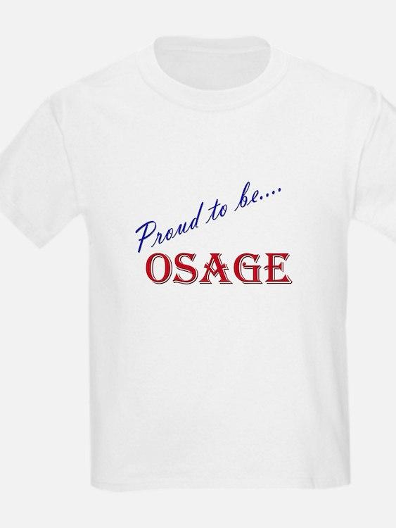 Osage Kids T-Shirt