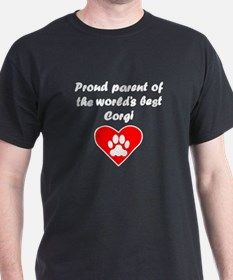 Corgi Parent T-Shirt