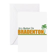 It's Better in Bradenton, Flo Greeting Cards (Pack