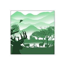 Morning Hunt Sticker