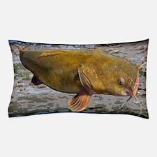 Big Flathead Catfish Pillow Case
