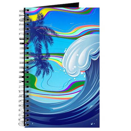 Sea Ocean big Wave Water Journal