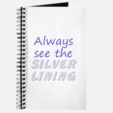 Always See Silver Lining Journal
