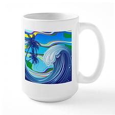 Sea Ocean big Wave Water Mug