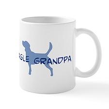 Beagle Grandpa Small Mug