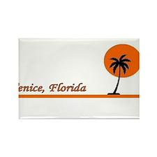 Venice, Florida Rectangle Magnet