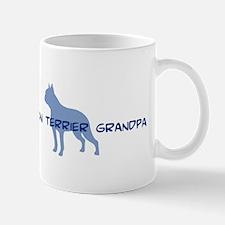 Boston Terrier Grandpa Mug