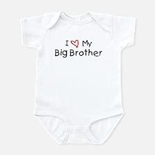 I Love My Big Brother Onesie