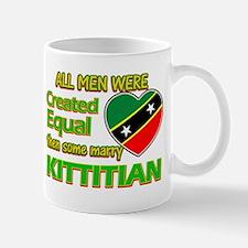 Kittitian wife designs Mug
