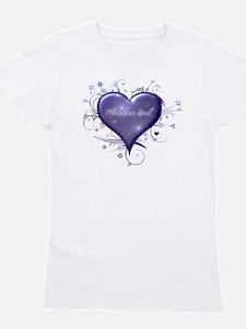 Pleiadian Soul Heart Girl's Tee