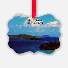 Saint  John Ornament