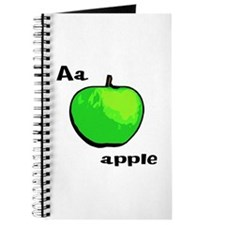 a is for apple Journal