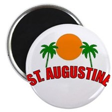 "St. Augustine, Florida 2.25"" Magnet (10 pack)"