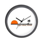 Singer Island, Florida Wall Clock