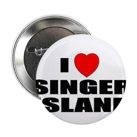 I Love Singer Island, Florida Button