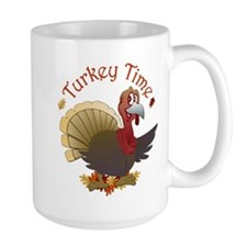 Turkey Time Mug