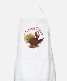 Turkey Time Apron