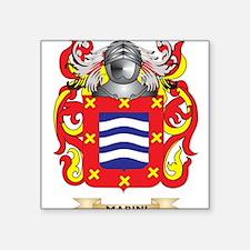 Marini Coat of Arms - Family Crest Sticker