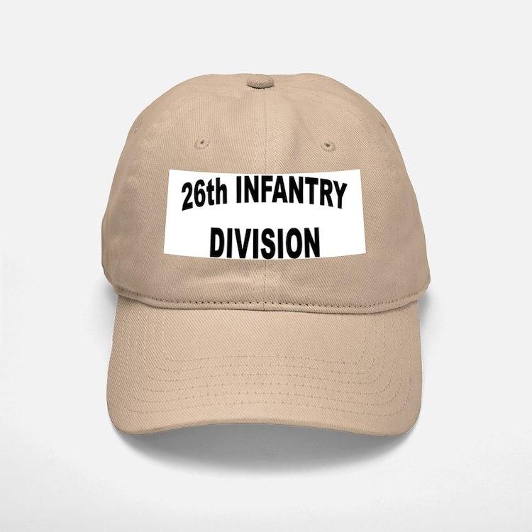 26TH INFANTRY DIVISION Baseball Baseball Cap