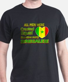 Senegalese wife designs T-Shirt
