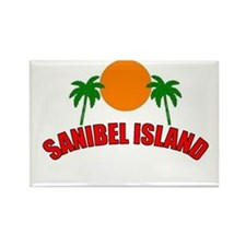 Sanibel Island, Florida Rectangle Magnet
