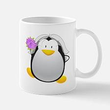 Penguin Bride Mug