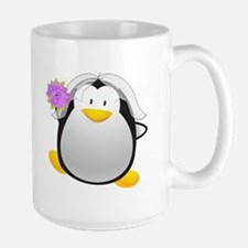 Penguin Bride Mug