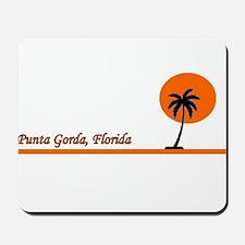 Punta Gorda, Florida Mousepad