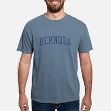 Unique Bermuda Mens Comfort Colors Shirt