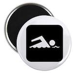 Swimming Area Magnet