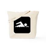 Swimming Area Tote Bag
