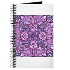 Hand of Fatima Mandala Journal