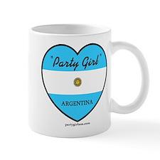 Party Girl Argentina Mug
