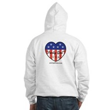 Party Girl Argentina Hoodie