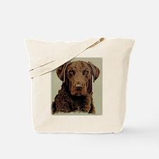 Chesapeake Retriever Tote Bag