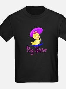 Big Sister Rain Duck T