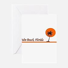 Palm Beach, Florida Greeting Cards (Pk of 10)